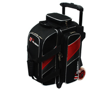 2-BALL ROLLER-BLACK/RED